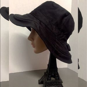 ALDO- BLACK Fashion Cotton Ripstop  Boonie Hat